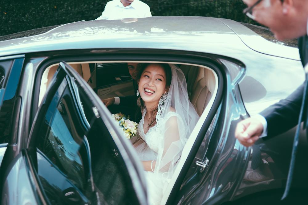 Dutch Korean wedding in Wimbledon, London: Da Jung and Brent